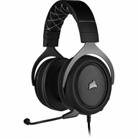 Micro Casque Corsair HS60 PRO SURROUND 7.1 Carbone Gaming