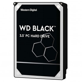 Disque Dur SATA 6Gb/s 4To 7200trs 256Mo WD BLACK WD4005FZBX