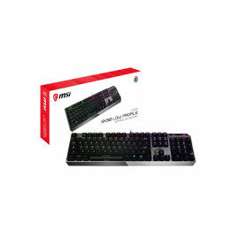 Clavier MSI Vigor GK50 Low Profile Gaming