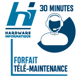 Maintenance à distance 30 Minutes