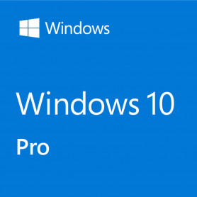 Microsoft Windows 10 Professionnel 64 Bits OEM DVD 1 PC Fr