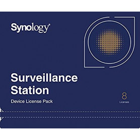 Synology - Pack licence 8 cameras