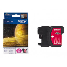 Cartouche Brother LC1100M Magenta 325 pages
