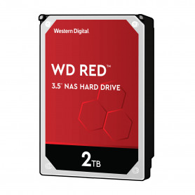 Disque Dur SATA 6Gb/s 2To IntelliPower 256Mo WD RED WD20EFAX NAS