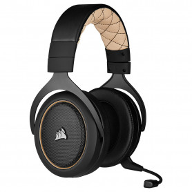 Micro Casque Corsair HS70 PRO WIRELESS 7.1 Crème Gaming