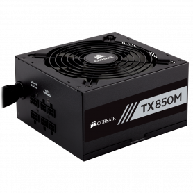Alimentation Corsair TX850M 850 Watts 80Plus Gold Modulaire