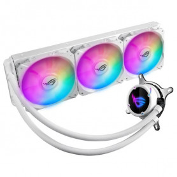 Kit WaterCooling ASUS ROG Strix LC 360 RGB White Edition