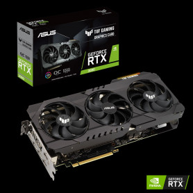 Carte Graphique Asus Geforce TUF RTX 3080 O10G GAMING