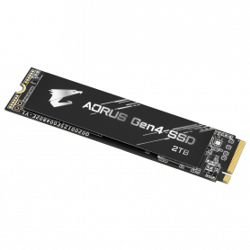 SSD 2To AORUS GP-AG42TB NVMe Gen4 5000Mo/s 4400Mo/s