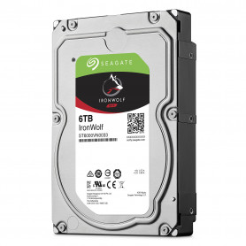 Disque Dur SATA 6To 256Mo Seagate IronWolf ST6000VN001 DD6TOST6000VN001 - 1