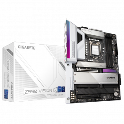 Carte Mère Gigabyte Z590 VISION G ATX LGA1200 DDR4 USB3.2 M.2