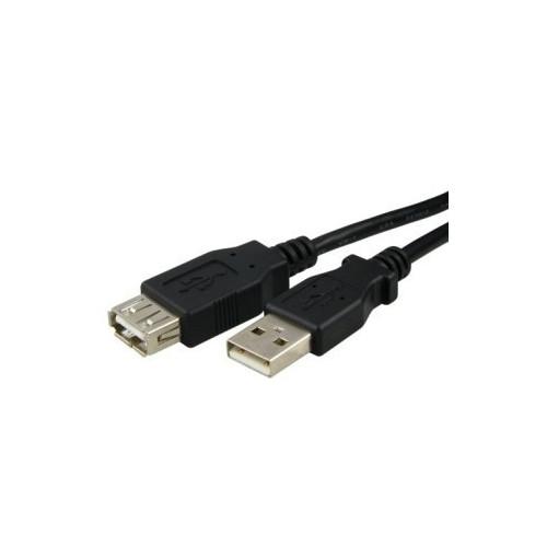 Souris Logitech M100 Noir Optique 1000dpi USB SOLOM100BK - 1
