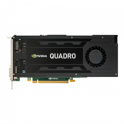 Carte Graphique PNY Nvidia Quadro K4200 4Go 1 x DVI + 2 x DisplayPort