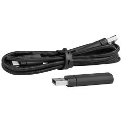 Cable Audio Jack 3.5mm Male/Male 3m CAJACKM/M3M - 1