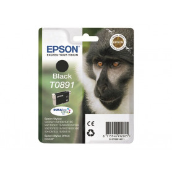 Cartouche Epson T0891 Noir SX105/110/205/400 CARTEPT0891 - 1