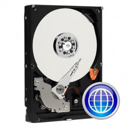 Disque Dur SATA 6Gb/s 1To 7200trs 64Mo WD BLUE WD10EZEX