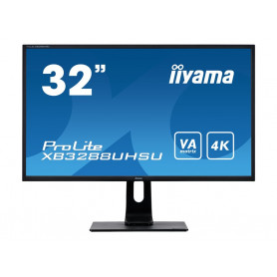 "Ecran iiyama 32"" XB3288UHSU-B1 VA 3840x2160 4k 3ms DP HDMI HP EC32IIXB3288UHSUB1 - 1"