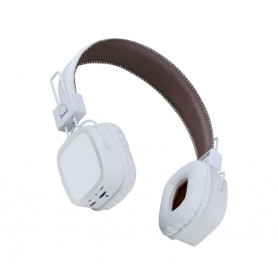 Micro Casque Heden MICHEE23CW Bluetooth + Jack Blanc