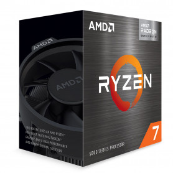 Processeur AMD RYZEN 7 5700G 3.8/4.6Ghz 16M 8Core 65W AM4 AM4-R7-5700G - 1