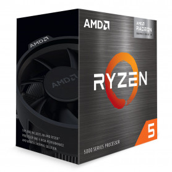 Processeur AMD RYZEN 5 5600G 3.9/4.4Ghz 16M 6Core 65W AM4 AM4-R5-5600G - 1
