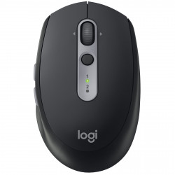 Souris Logitech Wireless Mouse M590 Silent Noir Bluetooth + USB