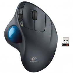 Souris Logitech Wireless Trackball M570 USB unifying