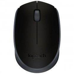 Souris Logitech Wireless Mouse M171 Noir USB unifying