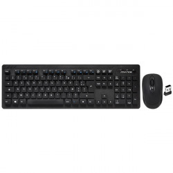 Clavier Souris Advance CLS-912RF Premium Wireless Desktop