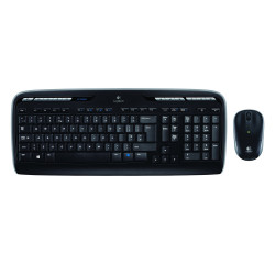 Clavier Souris Logitech MK330 Wireless