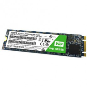 SSD 120Go WD Green WDS120G1G0B M.2 540Mo/s 430Mo/s