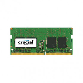 DDR4 Portable 4Go 2400 Mhz Crucial CT4G4SFS824A 1.2V CL17