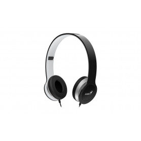 Micro Casque Genius Headset HS-M430 Black Smartphone & PC Portable