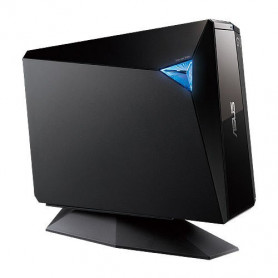 Graveur Externe Asus Slim Blu-Ray/CD/DVD BW-06D2X-U/BLK/G/AS USB 2.0