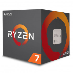 Processeur AMD RYZEN 7 2700 3.2Ghz 20M 8Core 65W AM4