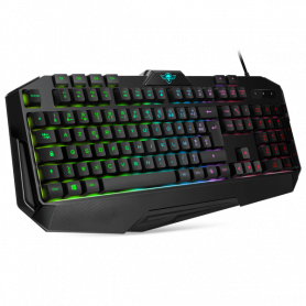 Clavier Spirit of Gamer PRO-K8 RGB Pro Gaming Keyboard USB