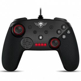 Manette Spirit Of Gamer Pro Gaming SWITCH Wired Controller