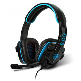 Micro Casque Spirit Of Gamer XPERT-H2 PC/PS3/PS4/XBOX 360