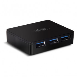 HUB Advance HUB-404U3 USB 3.0 4 Ports Auto Alimenté