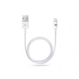 Câble Campus CB-IP5W ChargeSync USB vers Lightning iPhone/iPad 1M