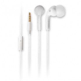 Ecouteurs Intra-Auriculaires Campus Color Set MIC-E708WT Blanc
