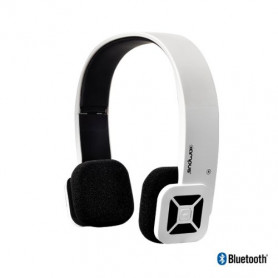 Micro Casque Campus MIC-BT03WT Manhattan Blanc Bluetooth EDR 3.0