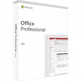 Microsoft Office 2019 Professionnel 1 PC Windows