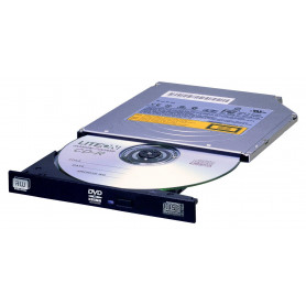 Graveur Lite-on DU-8AESH SATA CD/DVD 24x/8x Slim 9.5mm Bulk