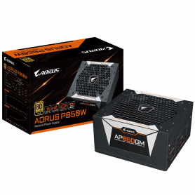 Alimentation AORUS GP-AP850GM 80+ Gold Full Modulaire 850 Watts