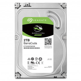 Disque Dur SATA 6Gb/s 2To 7200trs 256Mo Seagate ST2000DM008