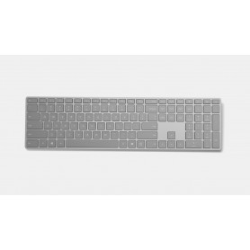 Clavier Microsoft Surface Keyboard Gris Bluetooth