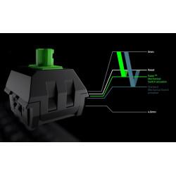 Cable Réseaux RJ45 50cm Droit Cat5 Blindé Gris