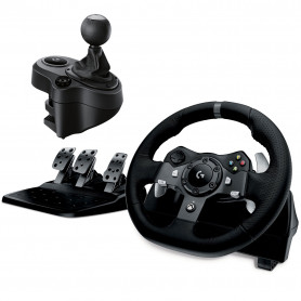 Volant Logitech G920 Driving Force PC/Xbox One
