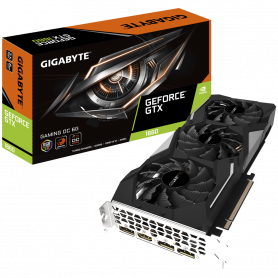 Carte Graphique Gigabyte GV-N1660GAMING OC-6GD GTX 1660 GAMING OC