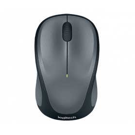 Souris Logitech Wireless Mouse M235 Silver USB unifying